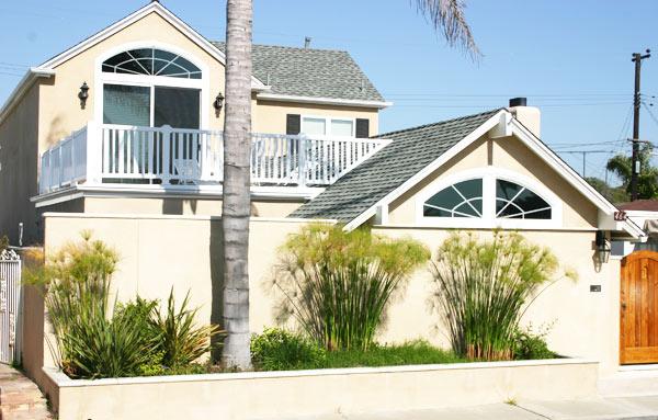 Southern california beach rental vacation rental by for Cabin rentals in southern california
